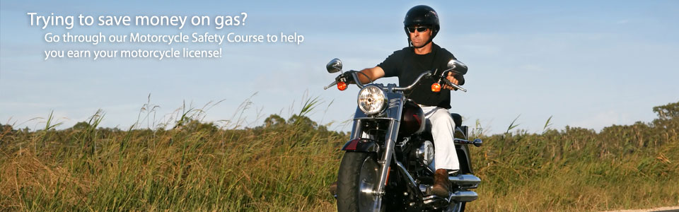 We offer Motorcycle Safety Classes