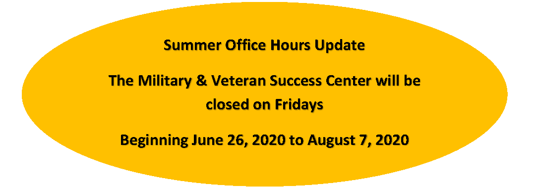 Summer 2020 Office Hours Update