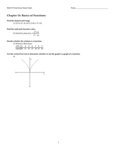 Math 91 Final Study Guide Fall 16